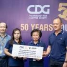 หางาน สมัครงาน ซีดีจี 6