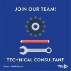 หางาน สมัครงาน T.N. Incorporation 9