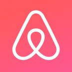 โลโก้ Airbnb