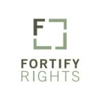 โลโก้ Fortify Rights