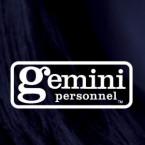 โลโก้ Gemini Personnel Recruitment