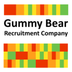 โลโก้ Gummy Bear Recruitment