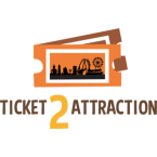 โลโก้ ticket2attraction