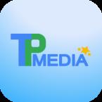 โลโก้ TP MEDIA